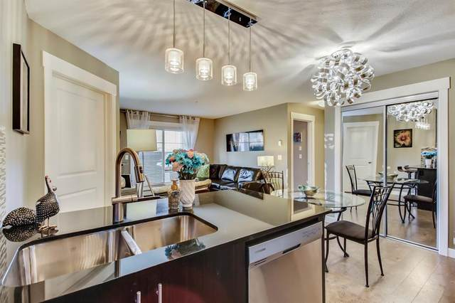 155 Skyview Ranch Way NE #4105, Calgary, AB T3N 0L4 (#A1044155) :: Canmore & Banff