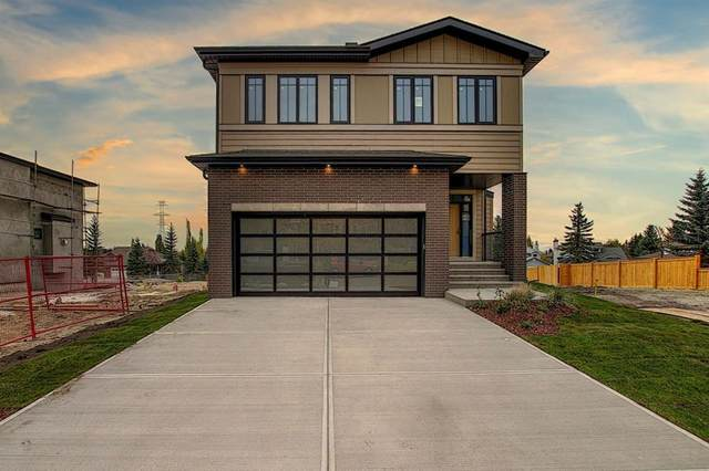 162 69 Street SW, Calgary, AB T3H 4J3 (#A1044156) :: Canmore & Banff