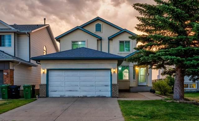 76 Del Ray Close NE, Calgary, AB T1Y 6Y9 (#A1044157) :: Canmore & Banff