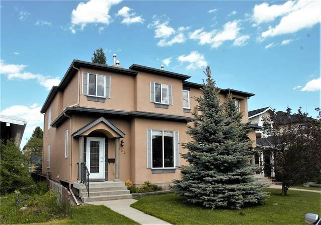 532 22 Avenue NW, Calgary, AB  (#A1044175) :: Canmore & Banff