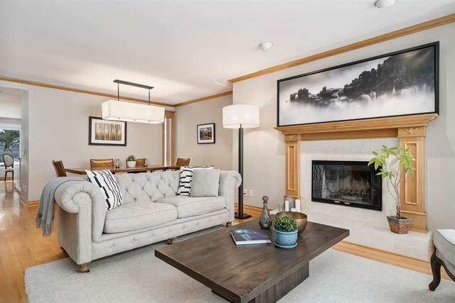 1421 25A Street SW, Calgary, AB T3C 1J8 (#A1044177) :: Canmore & Banff