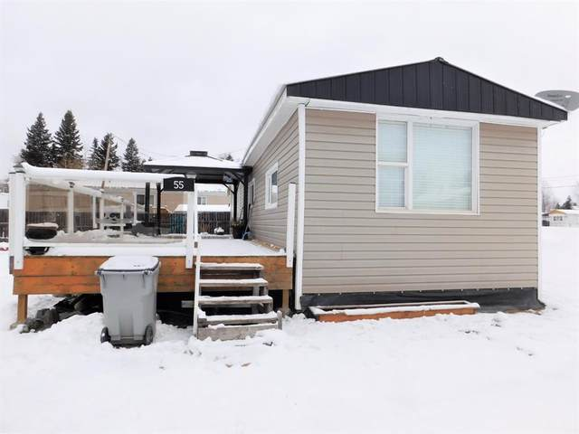 810 56 Street #55, Edson, AB T7E 1P3 (#A1044188) :: Canmore & Banff