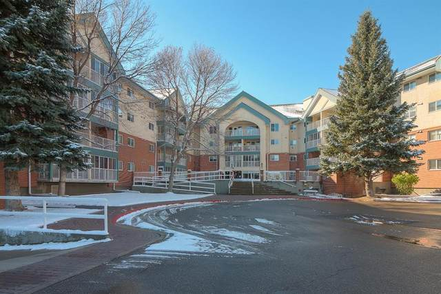 20 3 Street S #202, Lethbridge, AB T1J 4P1 (#A1044196) :: Canmore & Banff