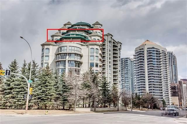 1108 6 Avenue SW #1508, Calgary, AB T2P 5K1 (#A1044199) :: Western Elite Real Estate Group