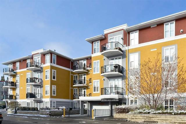 208 Holy Cross SW #314, Calgary, AB T2S 3G3 (#A1044215) :: Canmore & Banff