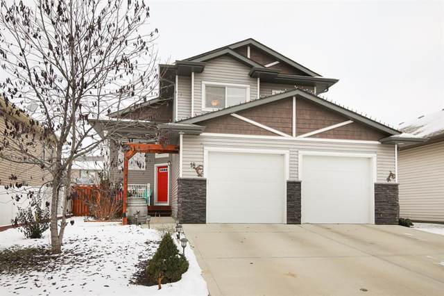 18 Ebony Street, Lacombe, AB T4L 0C9 (#A1044223) :: Canmore & Banff