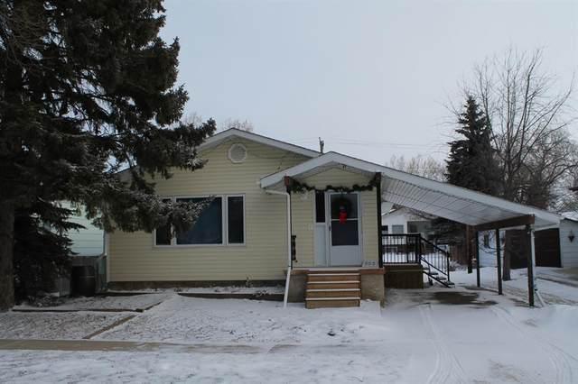 5007 46 Avenue, Forestburg, AB T0B 1N0 (#A1044229) :: Canmore & Banff