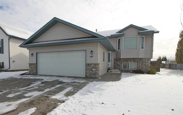 149 Lancaster Drive, Red Deer, AB T4R 2W9 (#A1044256) :: Canmore & Banff