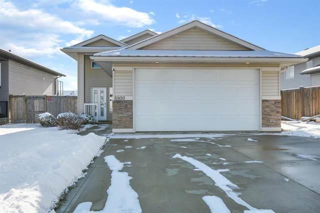 8809 115 Avenue, Grande Prairie, AB T8X 0A7 (#A1044259) :: Canmore & Banff