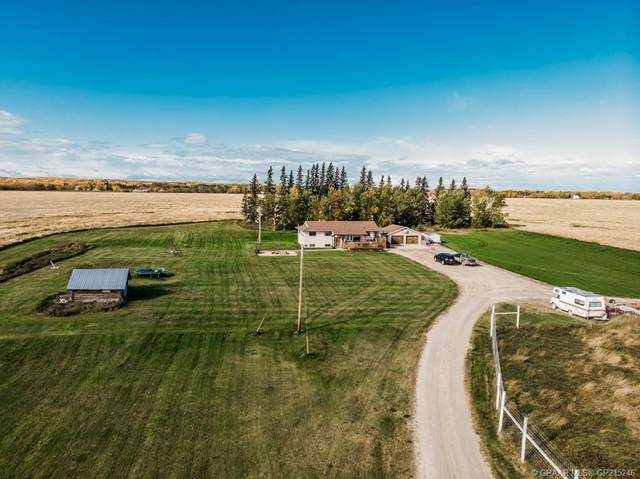 723048 Range Road 104, Beaverlodge, AB T0H 0C0 (#A1044261) :: Redline Real Estate Group Inc