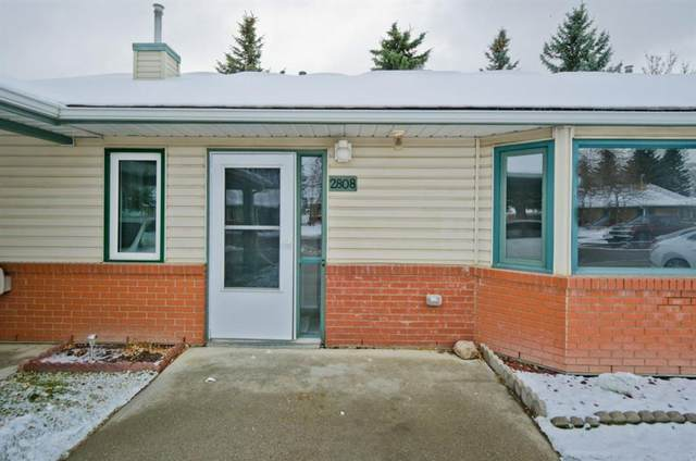 2808 Dovely Park SE, Calgary, AB T2B 3G8 (#A1044263) :: Canmore & Banff