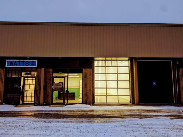 7875 48 Avenue #24, Red Deer, AB T4P 2K1 (#A1044271) :: Redline Real Estate Group Inc