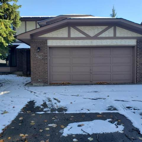 340 Midvalley Drive SE, Calgary, AB T2X 1M6 (#A1044295) :: Canmore & Banff