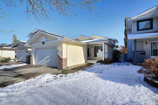 9182 21 Street SE, Calgary, AB T2C 4B9 (#A1044301) :: Calgary Homefinders