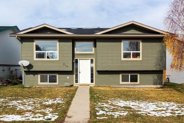 210 Edward Avenue, Turner Valley, AB T0L 2A0 (#A1044319) :: Redline Real Estate Group Inc