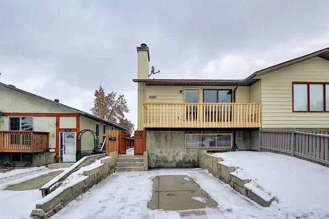 8416 Centre Street NE, Calgary, AB T3K 1Y1 (#A1044335) :: Canmore & Banff