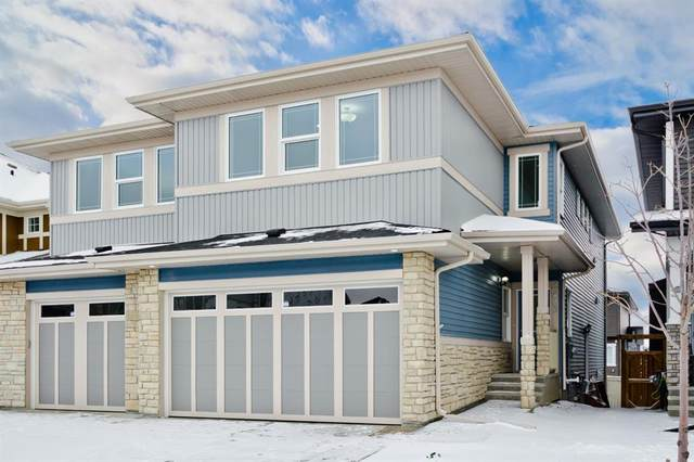 623 Kingsmere Way, Airdrie, AB T4A 0X7 (#A1044336) :: Canmore & Banff