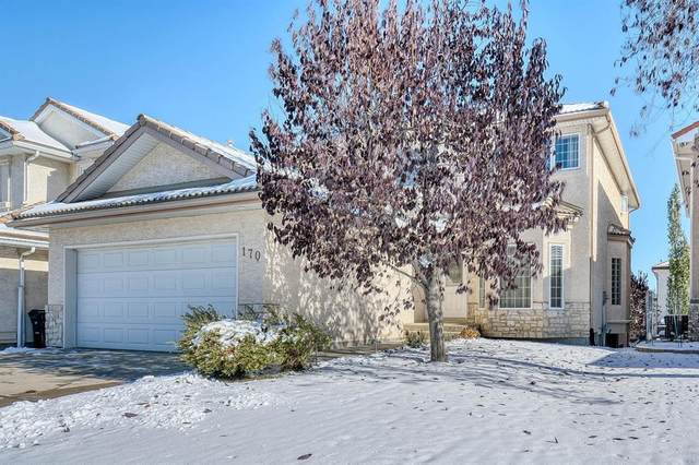 170 Hampstead Circle NW, Calgary, AB T3A 5P3 (#A1044348) :: Canmore & Banff
