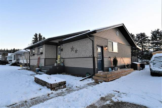 136 Willow Drive, Hinton, AB T7V 1E3 (#A1044377) :: Canmore & Banff