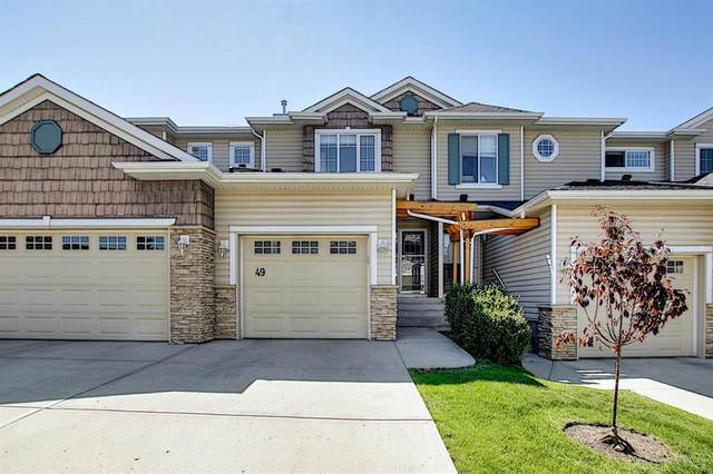 49 Royal Birch Mount NW, Calgary, AB T3G 5W7 (#A1044383) :: Canmore & Banff