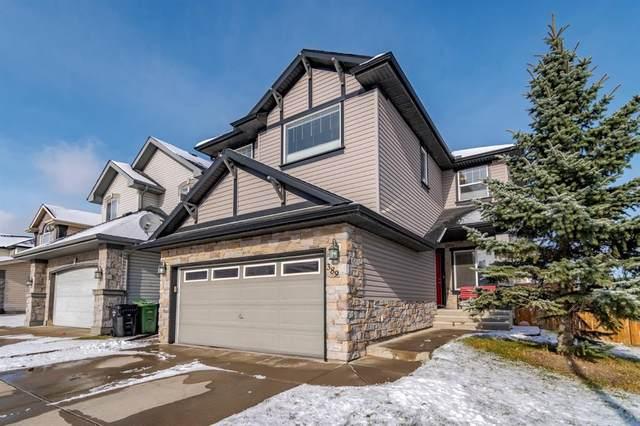 389 Kincora Drive NW, Calgary, AB T3R 1N3 (#A1044385) :: Canmore & Banff