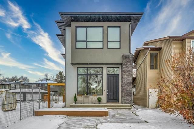 1115B Reader Crescent NE, Calgary, AB T2E 5J8 (#A1044395) :: Canmore & Banff