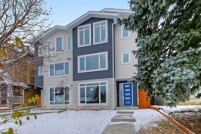 2620 Cochrane Road NW, Calgary, AB T2M 4H7 (#A1044410) :: Canmore & Banff