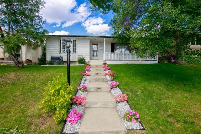 4744 Mardale Road NE, Calgary, AB T2A 3M8 (#A1044411) :: Canmore & Banff