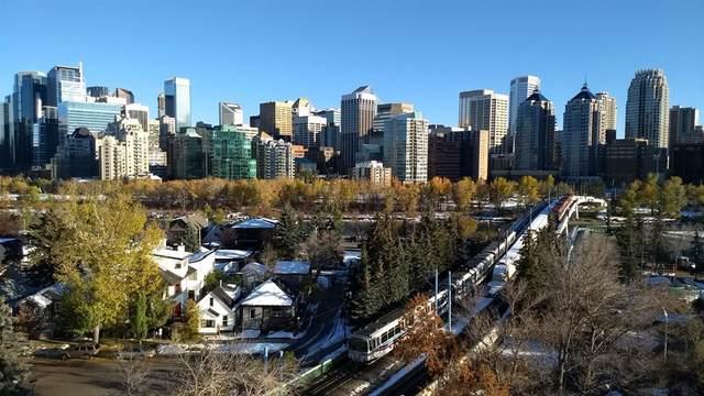235 9A Street NW #809, Calgary, AB T2N 4H7 (#A1044421) :: Calgary Homefinders