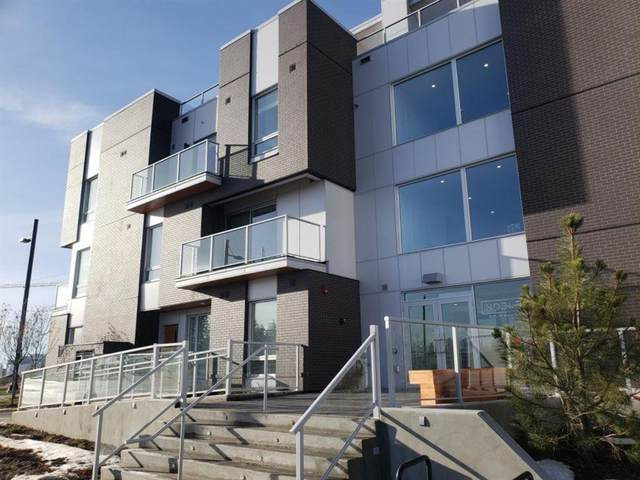 3125 39 Street NW #312, Calgary, AB T3B 6H5 (#A1044424) :: Canmore & Banff