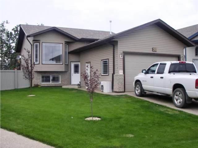 30 Pinnacle Lane, Grande Prairie, AB T8W 2V8 (#A1044443) :: Canmore & Banff