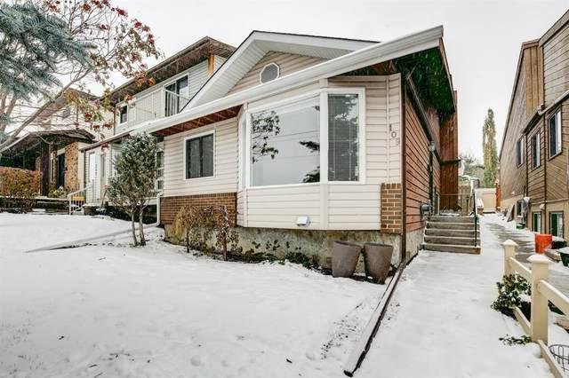 109 Edgehill Drive NW, Calgary, AB T3A 3E3 (#A1044444) :: Canmore & Banff