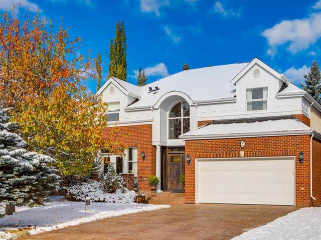 25 Christie Briar Green SW, Calgary, AB T3H 2G5 (#A1044470) :: Canmore & Banff