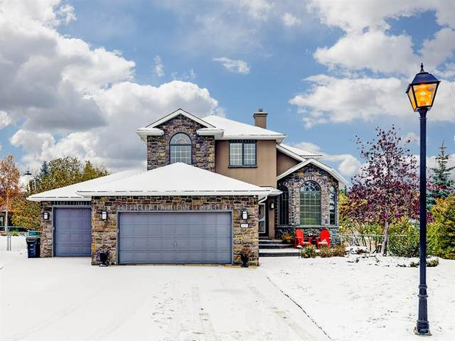 428 Scimitar Bay NW, Calgary, AB T3L 1S7 (#A1044477) :: Canmore & Banff