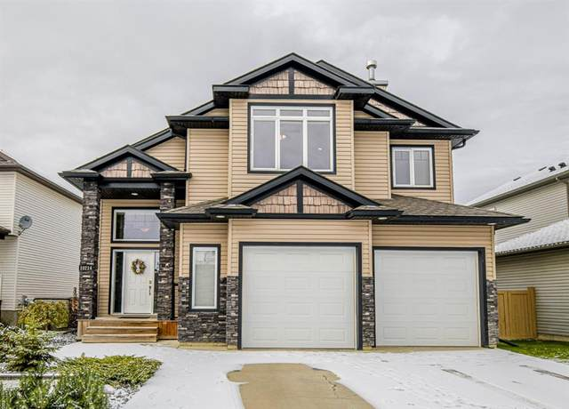 10214 154 Avenue, Rural Grande Prairie No. 1, County of, AB T8X 0J6 (#A1044497) :: Redline Real Estate Group Inc