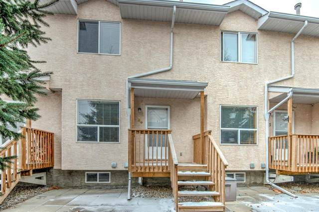 204 Strathaven Drive #26, Strathmore, AB T1P 1T6 (#A1044501) :: Canmore & Banff