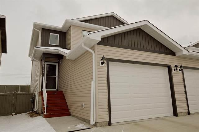 10133 84A Street, Grande Prairie, AB T8X 0S7 (#A1044519) :: Canmore & Banff