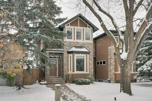 4620 16A Street SW, Calgary, AB T2T 4L7 (#A1044524) :: Canmore & Banff
