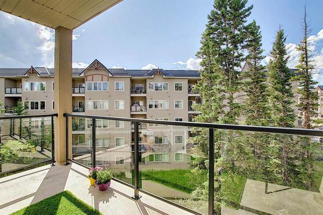 20 Discovery Ridge Close SW #404, Calgary, AB T3H 5X4 (#A1044532) :: Canmore & Banff