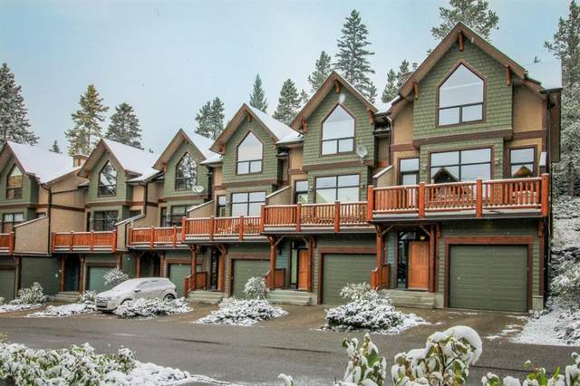 137 Wapiti Close #28, Canmore, AB T1W 3B2 (#A1044543) :: Western Elite Real Estate Group