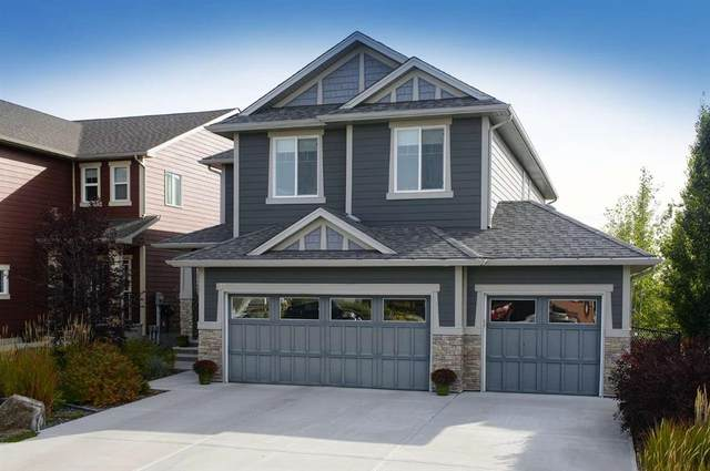 33 Ranchers Crescent, Okotoks, AB T1S 0K5 (#A1044545) :: Canmore & Banff