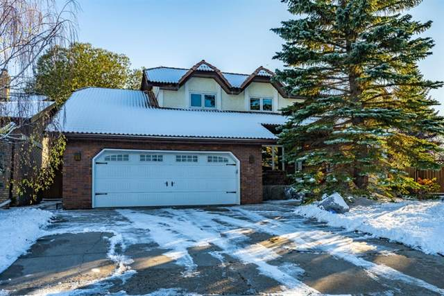 27 Silvergrove Court NW, Calgary, AB T3B 5A3 (#A1044560) :: Redline Real Estate Group Inc