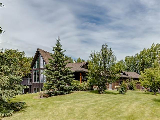 243173 Rge Rd 31A, Rural Rocky View County, AB T3Z 3L5 (#A1044571) :: Calgary Homefinders