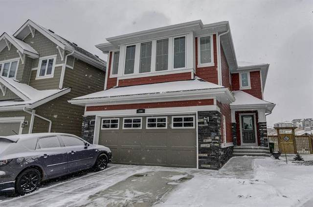 106 Sherwood Street NW, Calgary, AB T3R 0P2 (#A1044577) :: Western Elite Real Estate Group