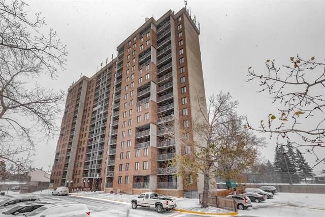 4944 Dalton Drive NW #806, Calgary, AB T3A 2E6 (#A1044591) :: Redline Real Estate Group Inc