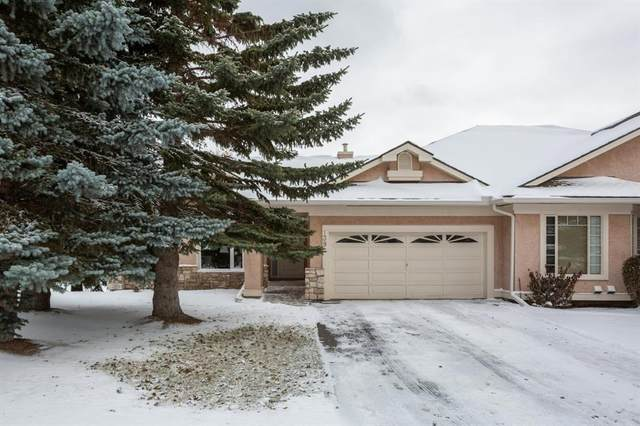 139 Country Club Lane, Rural Rocky View County, AB T3R 1G2 (#A1044606) :: Calgary Homefinders