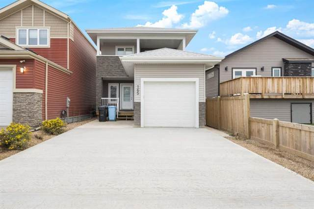 165 Athabasca Crescent, Fort Mcmurray, AB T9J 1C5 (#A1044612) :: Canmore & Banff