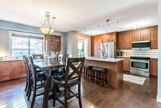9 Glorond Place, Okotoks, AB T1S 1A1 (#A1044647) :: Canmore & Banff
