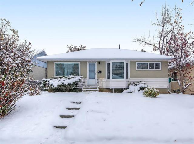 3536 41 Street SW, Calgary, AB T3E 3L5 (#A1044659) :: Canmore & Banff