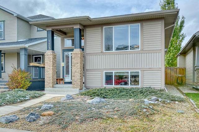 123 Sagewood Grove SW, Airdrie, AB T4B 3B2 (#A1044678) :: Canmore & Banff